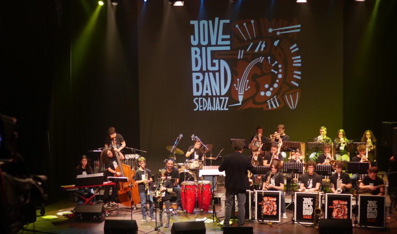 Jove Big Band Sedajazz Jam Session [Domingo, 13/12/20. 12:00h]