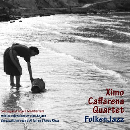 XIMO CAFFARENA QUARTET Folken Jazz [17/10/20]